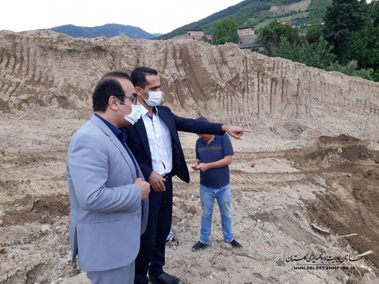 بازدید از شهرداری های گالیکش و مینودشت