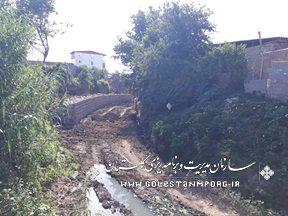 بازدید از پروژه های عمرانی شهرداریهای گرگان، جلین، سرخنکلاته و قرق