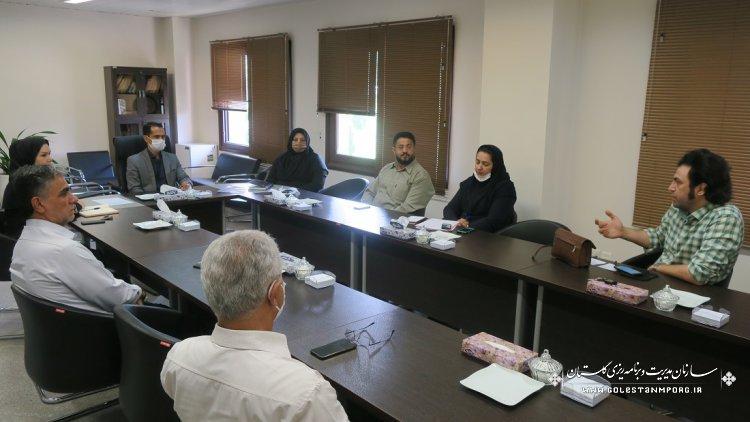 پیگیری مطالبات جامعه پیمانکاران حوزه نیرو