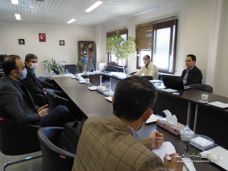 نشست پنجم بررسی شرایط عمومی همسان قراردادهای خدمات مشاوره