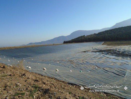 بازدید کارگروه نظارت استان از برخی پروژه های مهم شهرستان رامیان