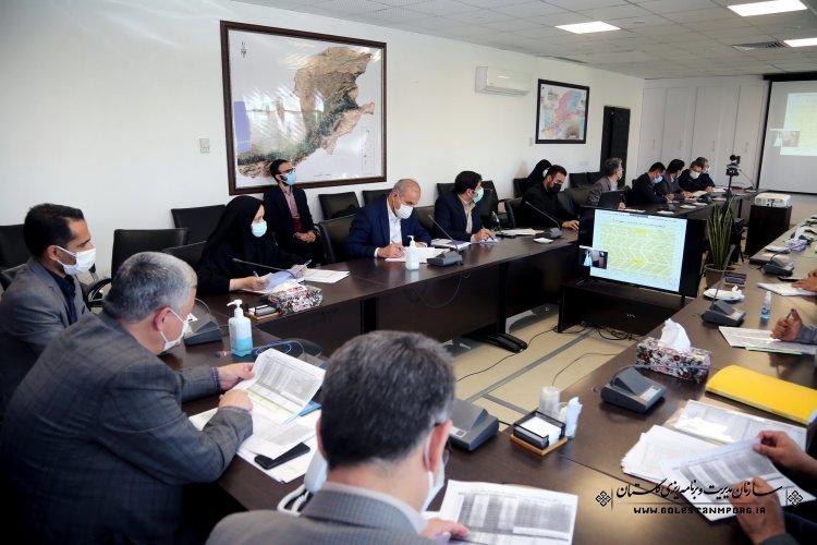 برگزاری اولین جلسه شورای فنی استان در سال 1400