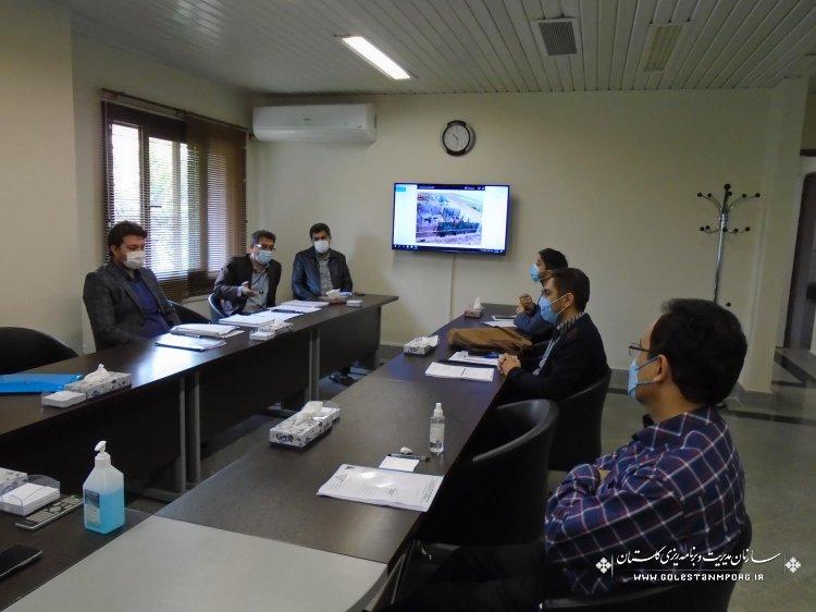 بررسی اختلاف عوامل نظام فنی و اجرایی در پروژه مخزن 1000 مترمکعبی شهرک صنعتی رامیان