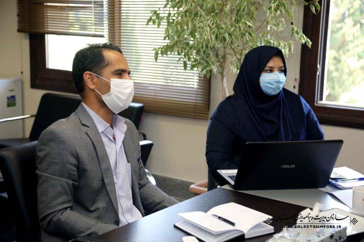 نشست با انجمن صنفی پیمانکاران عمرانی استان